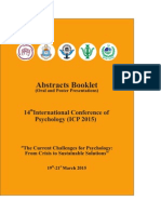 ICP Abstract Book