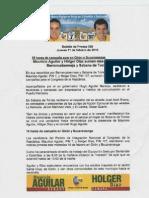 Boletín de Prensa 9
