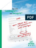 Cost Saving With Combigrid and Secugrid