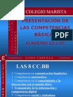 Competencias Básicas descripción