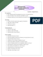 Course Content (Netezza Development)[1]
