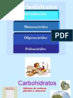 7. Biotecnol. Clase Carbohidratos