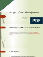 Presentation Manajemen Biaya
