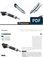 Linear Positioning Actuators