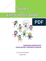 FAO Manual Merienda Saludable