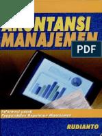 AKUNTANSI MANAJEMEN- Informasi Untuk Pengambilan Keputusan Manajemen
