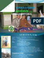 Organisasi Dan Akademi