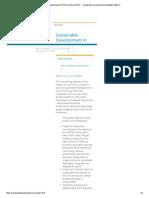 Sustainable Development in the 21st Century (SD21) .
