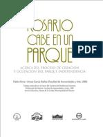 Proceso de Creación y Ocupación Del Parque Independencia