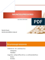 Aula Imunossupressores - FII