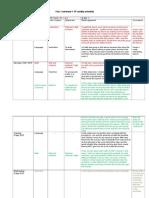 schedule & journal(3)