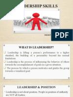 LEADERSHIP SKILLS (OB) (2).pptx