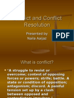 Conflict and Conflict Resolution 1222157361594383 9