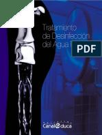Tratamiento de Desinfección Del Agua Potable
