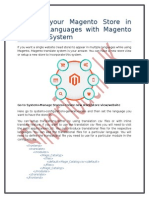 Develop Your Magento Store in Multiple Languages With Magento Translate System