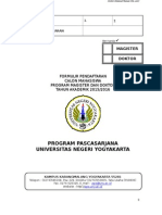 Form Pendaftaran PPs UNY 2015ver 7032015