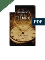 Dunne J W - Un Experimento Con El Tiempo