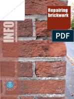 Inform - Repairing Brickwork