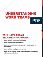 Understanding Teams