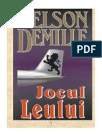 Nelson DeMille - Jocul Leului