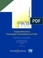 Alfaro y Berroeta - Trayectoria de La Psicologia Comunitaria