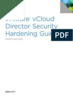 4- VCloud Director Security