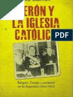 Peron y la Iglesia Catolica