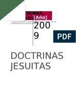 DOCTRINAS JESUITAS