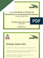 Palestra Plataformas de Software
