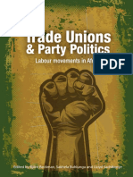 Trade Unions and Party Politics