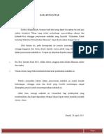 Revisi Ekonomi Makro - Kebijkan Fiskal