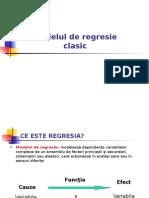 Curs 8 Regresie