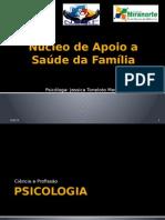 Palestra Sobre Psicologia e Orientação Profissional