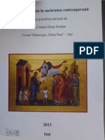 Ed. Religioasa in Societatea Contemporana