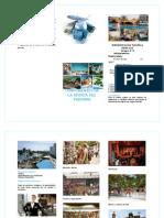 Componentes de La Oferta Del Turismo