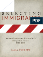 Selecting Immigrants