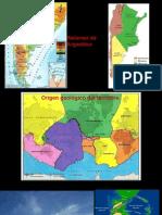 Evolución Geologica Argentina
