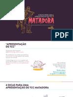 4 DICAS  PARA UMA APRESENTAÇÃO DE TCC MATADORA.pdf
