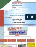 LA REVOLUCIÓN INDUSTRIAL (GRUPO N°2)