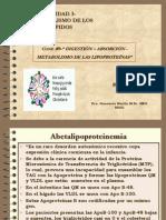 #9- Digestion Lipidos - Lipoprot UASD