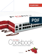 Fortigate CookThe FortiGate Cookbook 5.2