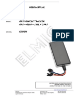 User Manual GPS GT06N