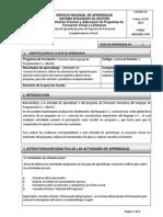 Guía de Aprendizaje Unidad1 V2015