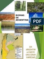 Biomas de Argentina