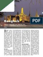 Die Tempel von Bangkok