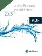 Catálogo Hidrosanitários 2015