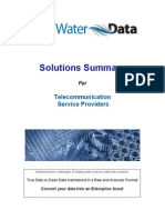 CWD Solutions Summary Telco 2011v7