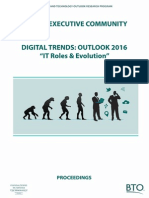 2015-04 Digital Executive Community Proceedings