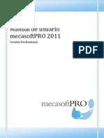 Manual Professional2011