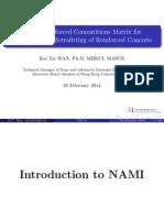 0 Presentation FRCM 20140228 2